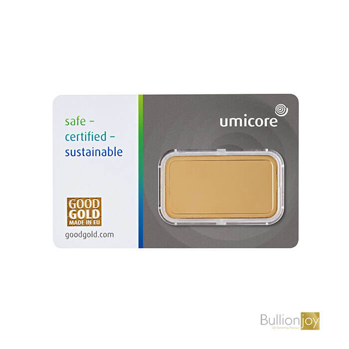 20 Gram Umicore Gold Bar au