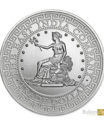 2018 1oz US Trade Dollar Restrike Silver Coin