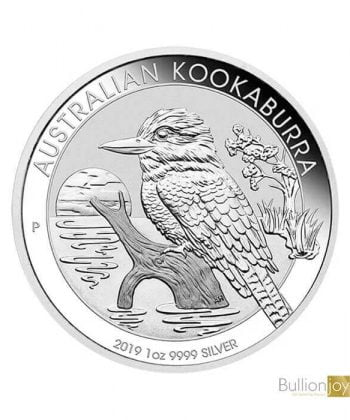2019 1 oz Australian Silver Kookaburra Coin