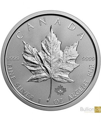 2019 1 oz Canadian Maple Leaf Silver Coin copy
