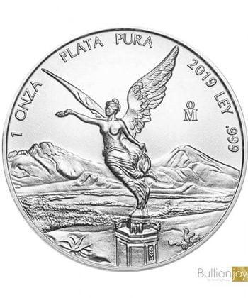 2019 1 oz Mexico Silver Libertad