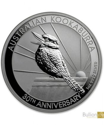 2020 1 oz Australian Kookaburra Silver Coin UK coin Dealer
