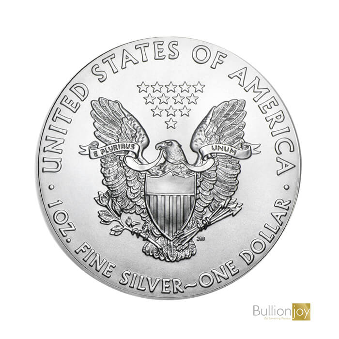 2020 1 oz Silver American Eagle BULLIONJOY