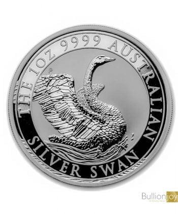 2020 1oz Australian Silver Swan Coin