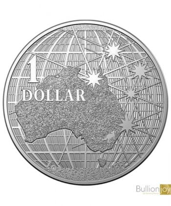 2020 1oz Australian Beneath the Southern Skies Silver Coin