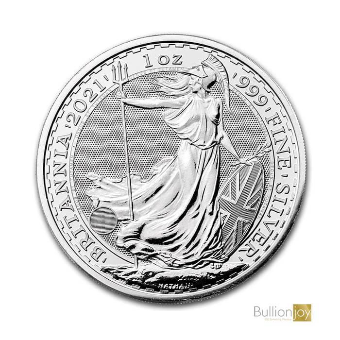 2021 Silver Coin