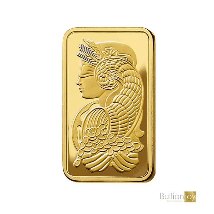 1g PAMP Sussie Fortuna Veriscan Gold Bar