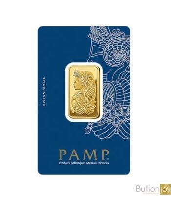 20gram PAMP Fortuna Veriscan Gold Bar
