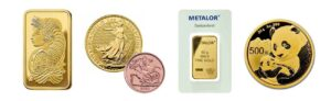 What's the Best Type of Physical Gold to Buy-​