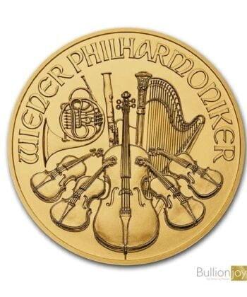 1/4 oz Austrian Philharmonic Gold Coin