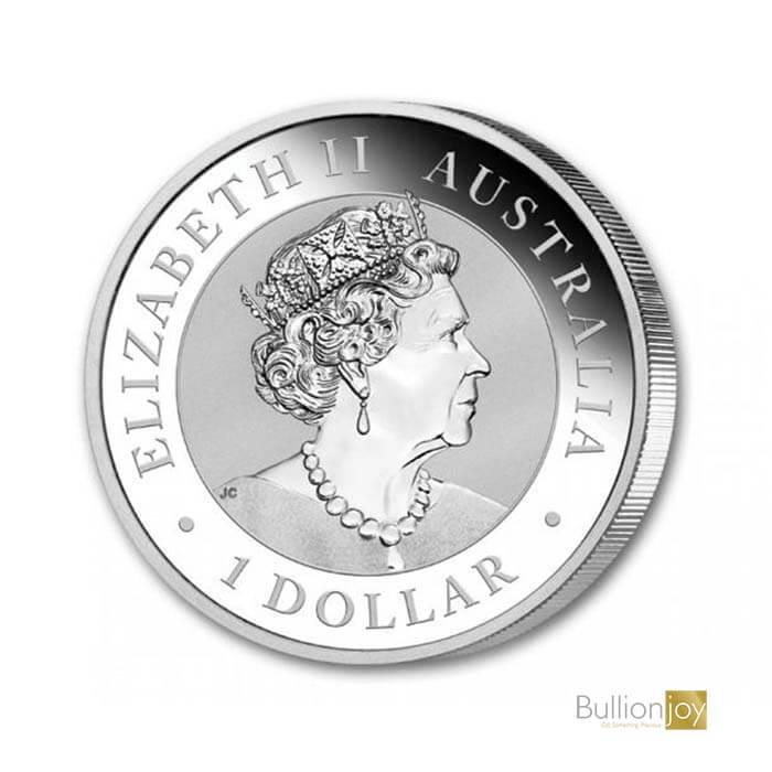 2021 1oz Australian Wedge-Tailed Eagle Silver Coin